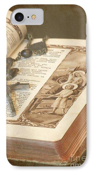 Biblical Phone Case by Sophie Vigneault