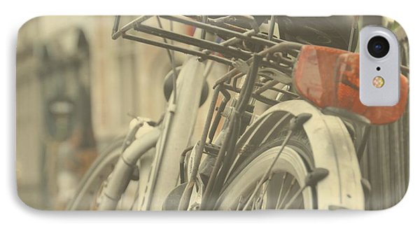Bicycle Lane IPhone Case