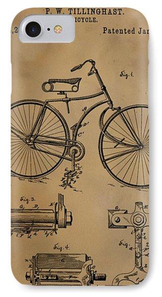bicycle patent digital art by dan sproul
