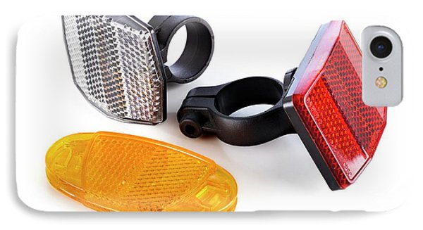 Bicycle Reflectors IPhone Case