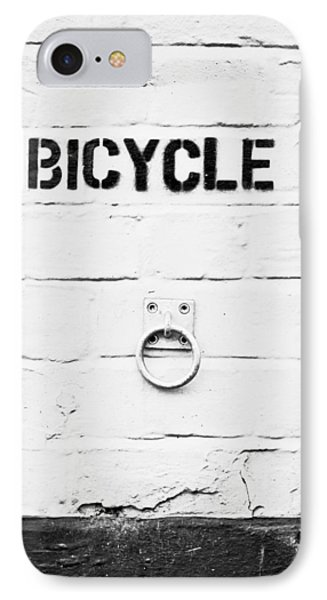 Bicycle IPhone Case by Tom Gowanlock