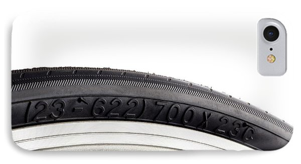 Bicycle Tyre IPhone Case
