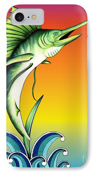 Bid For Freedom Phone Case by Sheryl Unwin