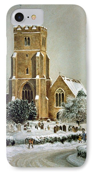 Biddenden Church IPhone Case by Rosemary Colyer