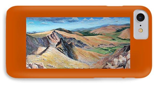 Bierstadt Saddle IPhone Case