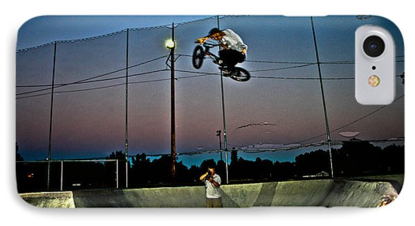 Big Air IPhone Case