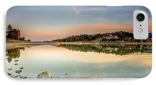 IPhone Case featuring the photograph Big Bear Lake by Robert  Aycock