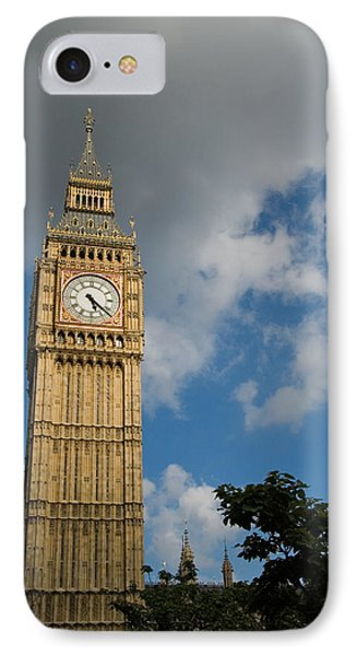 IPhone Case featuring the photograph Big Ben by Jeremy Voisey