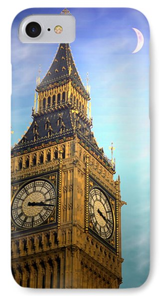 Big Ben Phone Case by Joyce Dickens