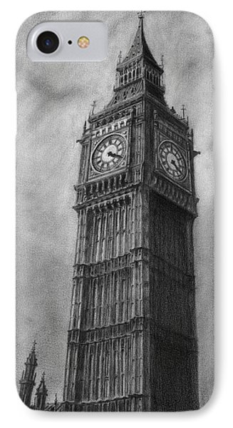 Big Ben London IPhone Case