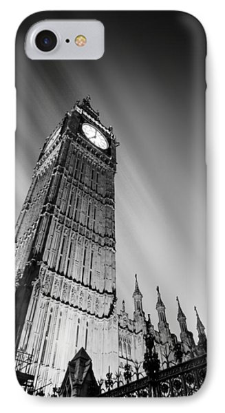 Big Ben London IPhone Case by Ian Hufton
