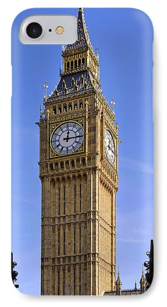 IPhone Case featuring the photograph Big Ben by Stephen Anderson