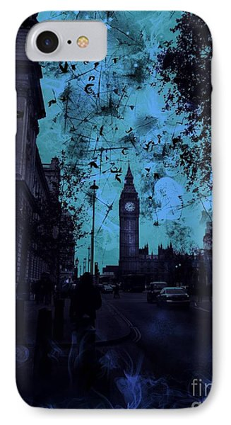 Big Ben Street IPhone Case