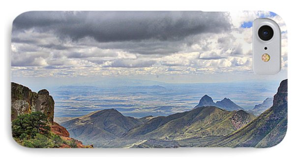 Big Bend National Park IPhone Case by Jill Smith