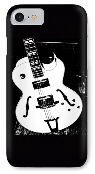 Big Ol Gibson Phone Case by Chris Berry