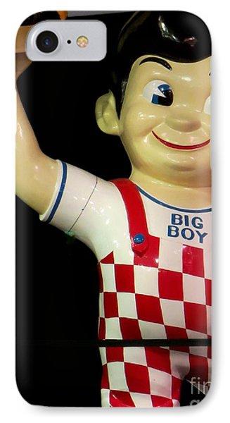 Big Boy IPhone Case