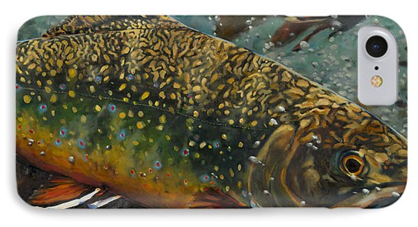 Big Brookie IPhone Case