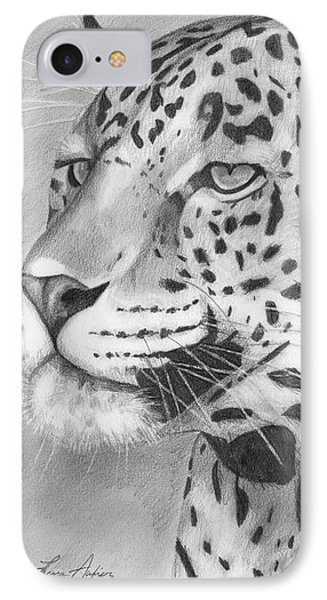 Big Cat IPhone Case