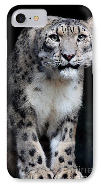 Big Cat's 2011.no.3 Phone Case by RL Clough