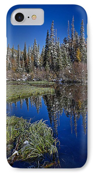 Big Cottonwood Canyon  Phone Case by Richard Cheski