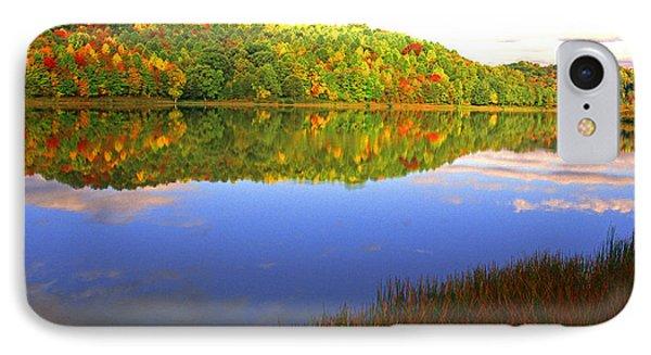 Big Ditch Lake West Virginia Phone Case by Thomas R Fletcher