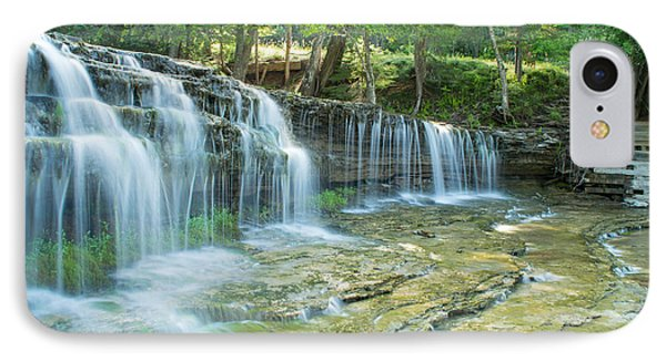 Big Falls IPhone Case by Jill Laudenslager