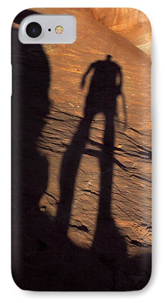 Big Foot IPhone Case by Mike McGlothlen