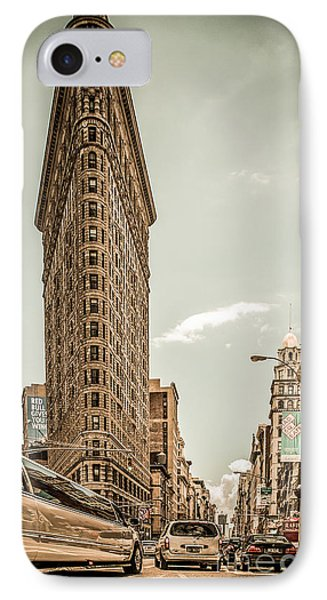 Big In The Big Apple Phone Case by Hannes Cmarits