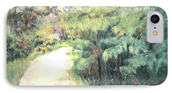Big Island Pathway IPhone Case by Mary Lynne Powers