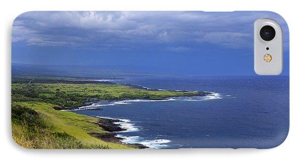 Big Island Storm IPhone Case