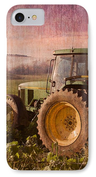 Big John IPhone Case by Debra and Dave Vanderlaan