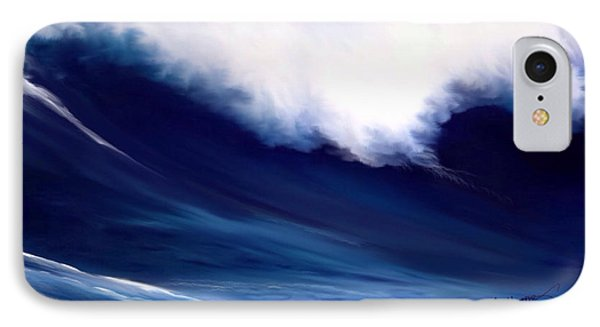 IPhone Case featuring the digital art Big Kahuna 2 by Anthony Fishburne