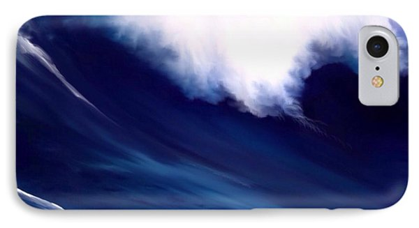 IPhone Case featuring the digital art Big Kahuna  by Anthony Fishburne