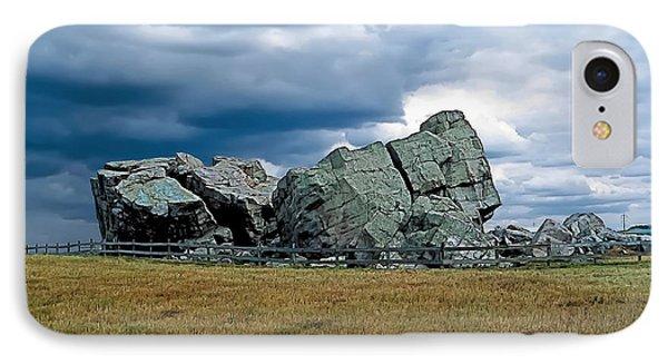 Big Rock 2 Phone Case by Terry Reynoldson