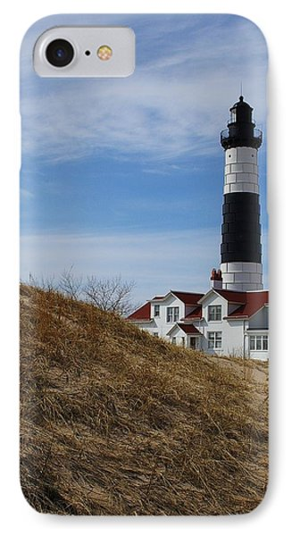 IPhone Case featuring the photograph Big Sable by Randy Pollard