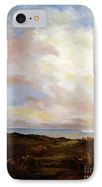 Big Sky Country Phone Case by Lee Piper