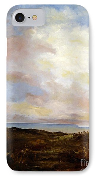 Big Sky Country IPhone Case by Lee Piper