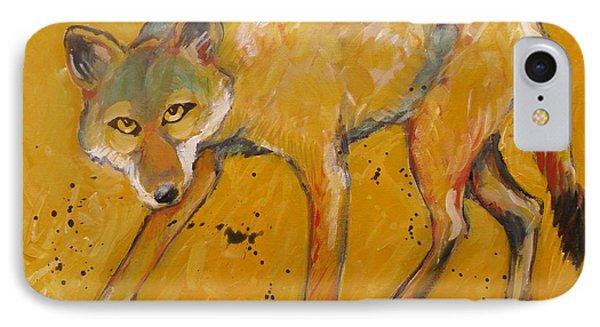 Big Sky Coyote IPhone Case