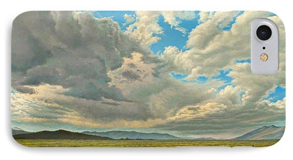 Big Sky IPhone Case by Paul Krapf