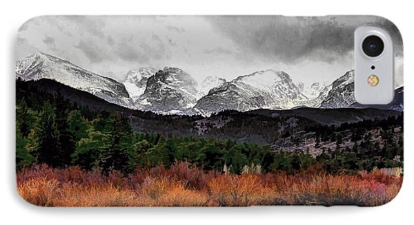 Big Storm Phone Case by Jon Burch Photography