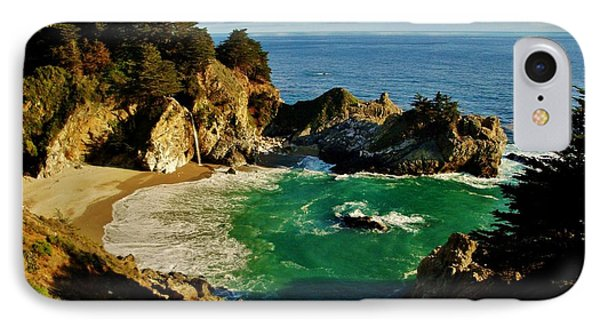 Big Sur Phone Case by Benjamin Yeager