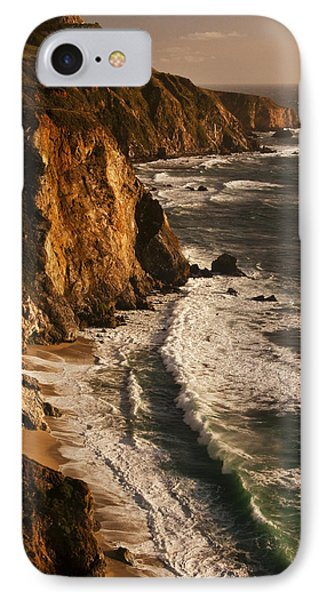 Big Sur Coast IPhone Case by Lee Kirchhevel