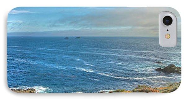 Big Sur Coast Pano 2 IPhone Case