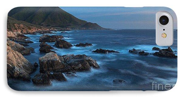 Big Sur Coastline Phone Case by Mike Reid