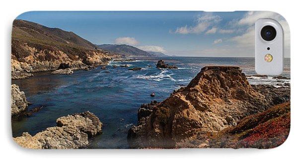 Big Sur Vista IPhone Case by Mike Reid