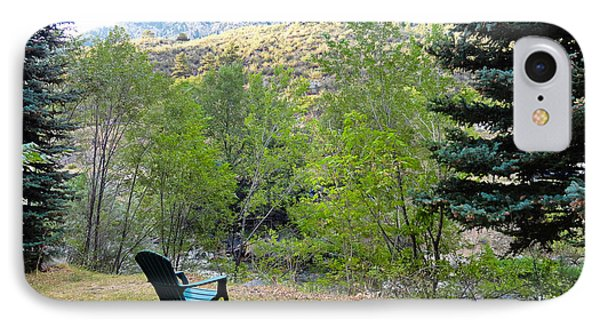 Big Thompson Canyon Pre Flood Moment 1 Phone Case by Robert Meyers-Lussier