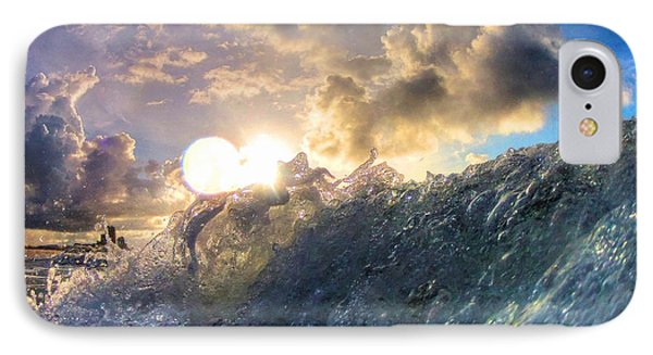 Big Wave IPhone Case by Michael Thomas