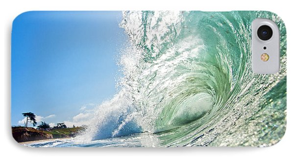 Big Wave On The Shore IPhone Case