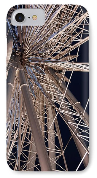 Big Wheel IPhone Case