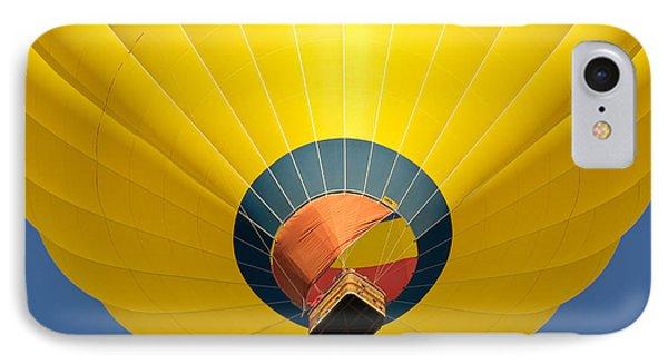 Big Yellow Balloon IPhone Case by Joseph Smith